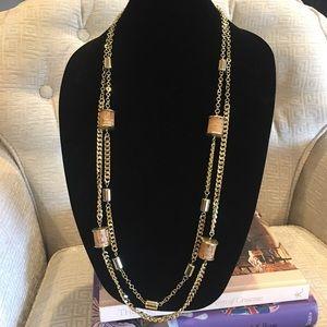 Unique & Chic Chico's Necklace!